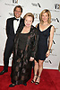 Mark Lingle, Lillian Kramer &amp; Marnie Sadlowsky attends the American Ballet Theatre 2018 Fall Gala on October 17, 2018 at David Koch Theater in Lincoln Center in New York, New York, USA.<br /> <br /> photo by Robin Platzer/Twin Images<br />  <br /> phone number 212-935-0770