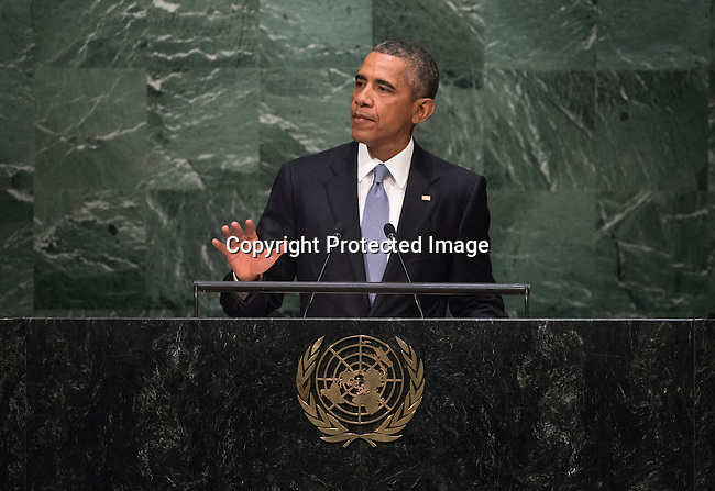 Address by His Excellency Barack Obama, President of the United States of America