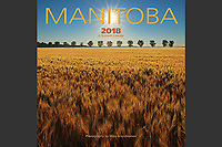 PRODUCT: Calendar<br /> TITLE: Manitoba Wall 2018<br /> CLIENT: Wyman Publications / Browntrout Canada