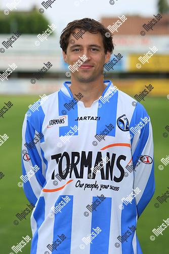 2010-06-22 / Voetbal / seizoen 2010-2011 / Verbroedering Geel-Meerhout / Van Aerschot Thomas..Foto: mpics