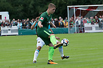 28.07.2017, Sportplatz, Schneverdingen, GER, FSP SV Werder Bremen (GER) vs WestHam United (ENG), <br /> <br /> im Bild<br /> <br /> Niklas Schmidt (Werder Bremen #38)<br /> Foto &copy; nordphoto / Kokenge