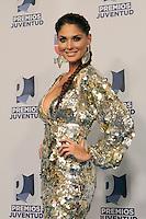 MIAMI, FL- July 19, 2012:  Blanca Soto backstage at the 2012 Premios Juventud at The Bank United Center in Miami, Florida. ©Majo Grossi/MediaPunch Inc. /*NORTEPHOTO.com* **SOLO*VENTA*EN*MEXICO** **CREDITO*OBLIGATORIO** *No*Venta*A*Terceros* *No*Sale*So*third* ***No*Se*Permite*Hacer Archivo***No*Sale*So*third*©Imagenes*