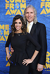 Jessica Rose and Corey Brunish attends the Broadway Opening Night performance for 'Come From Away' at the Gerald Schoenfeld Theatre on March 12, 2017 in New York City.
