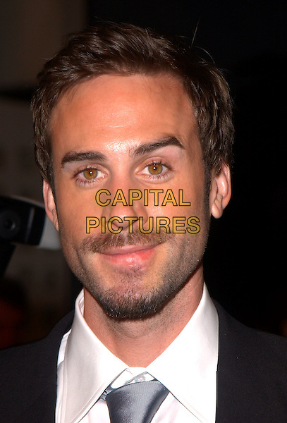 "JOSEPH FIENNES .The Sony Picture Classics' Premiere of ""William Shakespeare's The Merchant of Venice"" which was part of the AFI Fest 2004 held at The Cinerama Dome in Hollywood, California .November 9th, 2004.headshot, portrait, mustache, goatee, facial hair.www.capitalpictures.com.sales@capitalpictures.com.©Debbie Van Story/Capital Pictures"