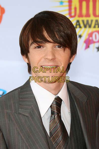 DRAKE BELL.Nickelodeon's 19th Annual Kids' Choice Awards held at Pauley Pavilion, Westwood, California, USA.  .April 1st, 2006.Photo: Zach Lipp/AdMedia/Capital Pictures.Ref: ZL/ADM.headshot portrait.www.capitalpictures.com.sales@capitalpictures.com.© Capital Pictures.