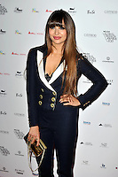 Zara Martin attends the WGSN Global Fashion Awards at the Victoria & Albert Museum on October 30, 2013 in London, England