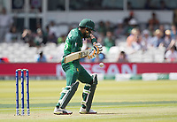 Babar Azam (Pakistan) prepares to cut during Pakistan vs Bangladesh, ICC World Cup Cricket at Lord's Cricket Ground on 5th July 2019