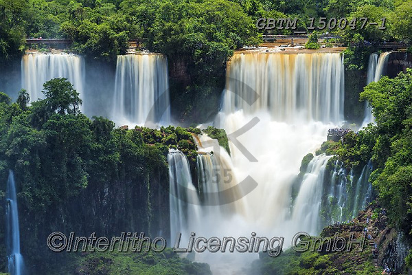 Tom Mackie, LANDSCAPES, LANDSCHAFTEN, PAISAJES, photos,+Iguazu Falls, Brazil, South America,Argentina, Brazil, Iguacu Falls, Iguazu Falls, South America, Tom Mackie, UNESCO World He+ritage Site, cascade, cascading, cataract, cataratas, destination, destinations, electric, electricity, energy, flowing, forc+e,green, holiday destination, horizontal, horizontals, hydro, power, powerful, rest of the world, restoftheworldgallery, tour+ist attraction, vacation, water, water's edge, waterfall, waterfalls+,GBTM150047-1,#l#, EVERYDAY