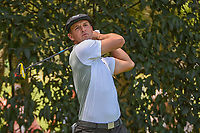 Bryson DeChambeau (USA) watches his tee shot on 12 during round 2 of the World Golf Championships, Mexico, Club De Golf Chapultepec, Mexico City, Mexico. 2/22/2019.<br /> Picture: Golffile | Ken Murray<br /> <br /> <br /> All photo usage must carry mandatory copyright credit (&copy; Golffile | Ken Murray)