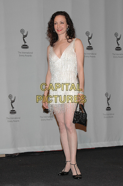 21 November 2005 - New York, New York - Bebe Neuwirth arrives in the press room at the International Emmy Awards at the New York Hilton in Manhattan.  .Photo Credit: Patti Ouderkirk
