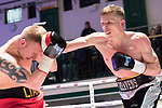 Ricky Heavens vs Liam Wright 4x3 - Super Welterweight Contest