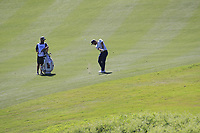 Kevin Chappell (USA) on the 9th during the 2nd round at the WGC Dell Technologies Matchplay championship, Austin Country Club, Austin, Texas, USA. 23/03/2017.<br /> Picture: Golffile | Fran Caffrey<br /> <br /> <br /> All photo usage must carry mandatory copyright credit (&copy; Golffile | Fran Caffrey)
