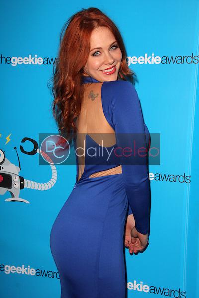 Maitland Ward<br /> at the 2015 Geekie Awards, Club Nokia, Los Angeles, CA 10-15-15<br /> David Edwards/Dailyceleb.com 818-249-4998