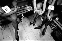 """""""mix Italia"""" concorso di bellezza per trans. """"Mix Italy"""", beauty contest for transexuals."""
