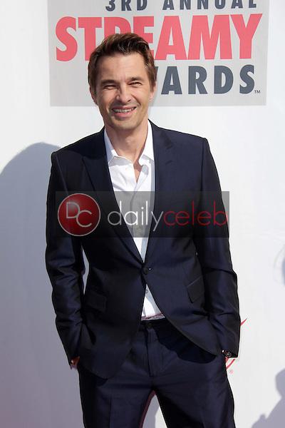Olivier Martinez<br /> at the 3rd Annual Streamy Awards, Hollywood Palladium, Hollywood, CA 02-17-13<br /> David Edwards/DailyCeleb.com 818-249-4998
