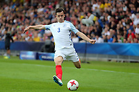 Ben Chilwell of England  during Sweden Under-21 vs England Under-21, UEFA European Under-21 Championship Football at The Kolporter Arena on 16th June 2017
