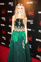 Katherine McNamara attends The special screening of Radius-TWC's HORNS