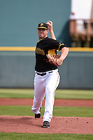 Pittsburgh Pirates pitcher Nick Kingham (62) during the Black & Gold intrasquad game on March 2, 2015 at McKechnie Field in Bradenton, Florida.  (Mike Janes/Four Seam Images)