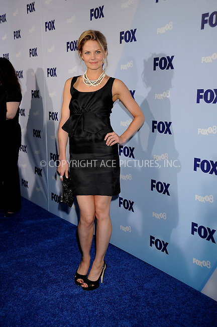 WWW.ACEPIXS.COM . . . . .....May 15, 2008. New York City.....Actress Jennifer Morrison attends the Fox Network Upfront held at the Wollman Rink in Central Park ...  ....Please byline: Kristin Callahan - ACEPIXS.COM..... *** ***..Ace Pictures, Inc:  ..Philip Vaughan (646) 769 0430..e-mail: info@acepixs.com..web: http://www.acepixs.com