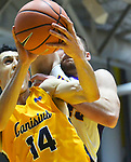 Albany defeats Canisius 68-65 in a nonconference game on December 16, 2017 at SEFCU Arena in Albany, New York.  (Bob Mayberger/Eclipse Sportswire)