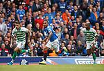 01.09.2019 Rangers v Celtic: Alfredo Morelos