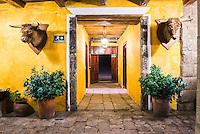Hacienda San Agustin de Callo, luxury boutique hotel near Cotopaxi National Park, Ecuador, South America