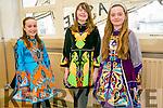 At the ST Patricks Day Feis at Scoil Realt NA Maidne, Listowel on Sunday were Sinead Behan, Ellen Godfrey, Roisin Walsh