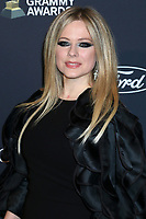 LOS ANGELES - JAN 25:  Avril Lavigne at the 2020 Clive Davis Pre-Grammy Party at the Beverly Hilton Hotel on January 25, 2020 in Beverly Hills, CA