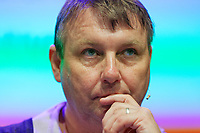 Pictured: Danny Dorling<br /> Re: Hay Festival at Hay on Wye, Powys, Wales, UK. Friday 25 May 2018