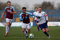 Burnley U23 v Bournemouth U23 - PL Cup - 18.01.2019