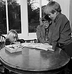 Portrait by John Hedgecoe - Stephen Hawking in 1978 with his family. Stephen William Hawking CH, CBE, FRS, (born 8 January 1942), is considered one of the world's leading theoretical physicists. Hawking is the Lucasian Professor of mathematics at the University of Cambridge (a post once held by Sir Isaac Newton), and a fellow of Gonville and Caius College, Cambridge. Despite enduring severe disability and, of late, being rendered quadriplegic by motor neurone disease (specifically, amyotrophic lateral sclerosis, also called Lou Gehrig's disease), he has had a successful career for many years, and has achieved status as an academic celebrity.<br />