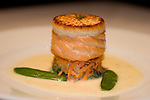 Salmon, Gary Danko Restaurant, San Francisco, California