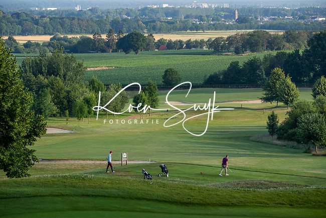 Margraten  - Rijk van Margraten. tee rood hole 7.  COPYRIGHT KOEN SUYK