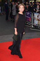 Penny Downie at the premiere for &quot;Breathe&quot;, part of the BFI London Film Festival, at the Odeon Leicester Square, London, UK. <br /> 04 October  2017<br /> Picture: Steve Vas/Featureflash/SilverHub 0208 004 5359 sales@silverhubmedia.com