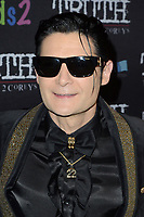 """LOS ANGELES - MAR 9:  Corey Feldman at the """"(My) Truth: The Rape of 2 Coreys"""" L.A. Premiere at the DGA Theater on March 9, 2020 in Los Angeles, CA"""