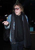 NEW YORK, NY - JANUARY 11: Mick Rock arriving at the IFC Films premiere of Freak Show at the Landmark Sunshine Cinema in New York City on January 10, 2018. Credit: RW/MediaPunch