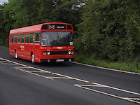 Yorkshire Traction Single Decker Buses - 1981