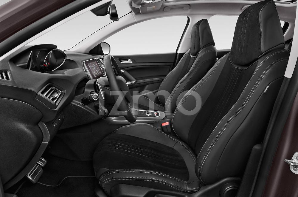 Front seat view of 2015 Peugeot 308 Feline 5 Door Hatchback Front Seat car photos