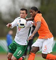 2016.03.24 U17 Netherlands - Bulgaria