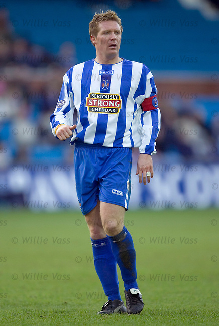 Gary Locke, Kilmarnock.stock season 2004-2005.pic willie vass