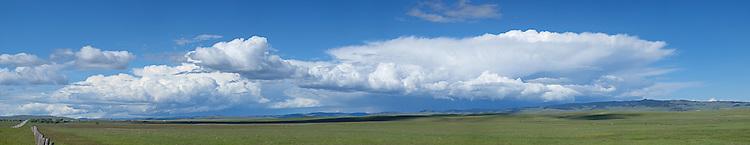 Alberta Prairie Panorama