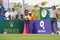 Jorge Campillo (ESP) during the final round of the Commercial Bank Qatar Masters 2020, Education City Golf Club , Doha, Qatar. 08/03/2020<br /> Picture: Golffile | Phil Inglis<br /> <br /> <br /> All photo usage must carry mandatory copyright credit (© Golffile | Phil Inglis)
