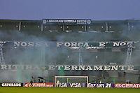 CURITIBA, PR, 11 DE JULHO DE 2012 - FINAL DA COPA DO BRASIL - CORITIBA x PALMEIRAS: Estadio Couto Pereira sendo preparado para a partida Coritiba x Palmeiras, válido pela final da Copa do Brasil em jogo realizado em Curitiba. FOTO: LEVI BIANCO - BRAZIL PHOTO PRESS