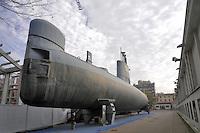 - Milano, Museo nazionale della Scienza e della Tecnica; sommergibile Enrico Toti<br /> <br /> - Milan, National Museum of Science and Technology; submarine Enrico Toti