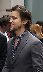 """Matt Bomer attends Opening Night performance of """"The Inheritance"""" at the Barrymore Theatre on November 17, 2019 in New York City."""