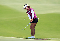 Jenny Shin (KOR) in action on the 18th during Round 4 of the HSBC Women's World Championship 2018 at Sentosa Golf Club on the Sunday 4th March 2018.<br /> Picture:  Thos Caffrey / www.golffile.ie<br /> <br /> All photo usage must carry mandatory copyright credit (&copy; Golffile | Thos Caffrey)