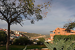 Samaria, a view of settlement Ets Ephraim founded in 1985.