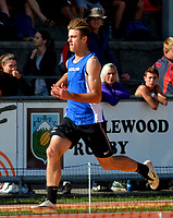 2017 North Island Secondary Schools track and field championships at TET Stadium in Inglewood, New Zealand on Sunday 9th April 2017. Photo: John Velvin / lintottphoto.co.nz
