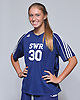 Lydia Kessel of Shoreham-Wading River poses for a portrait during the Newsday 2015 varsity girls' soccer season preview photo shoot at company headquarters on Thursday, September 10, 2015.<br /> <br /> James Escher
