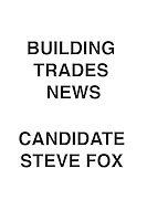 Building Trades News Elect Fox
